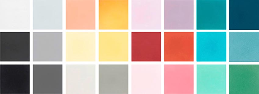 cement colors of background