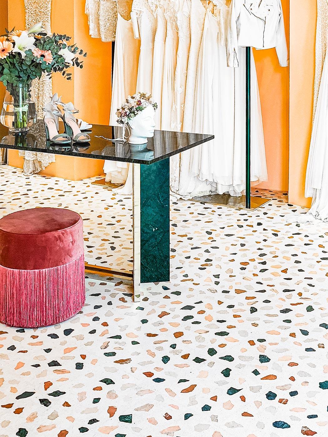 Terrazzo Large – Wedding shop in Valencia