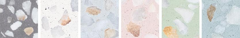 Colores de Terrazzo Marble 2