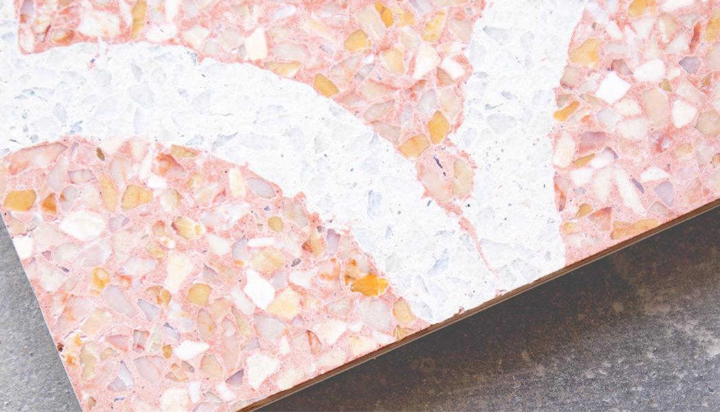 Special bespoke pattern Terrazzo tile 20x20 cm